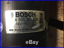 NEW OEM Bosch starter LS180 LX865 LX885 New Holland skid steer 332T Ford