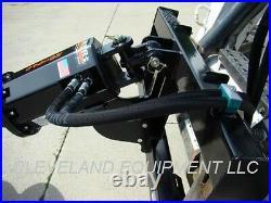 NEW PREMIER H015 AUGER DRIVE ATTACHMENT Skid-Steer Track Loader Kubota Bobcat nr