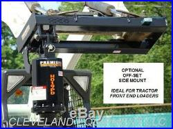 NEW PREMIER H015 HYDRAULIC AUGER DRIVE ATTACHMENT Skid-Steer Loader Holland Cat