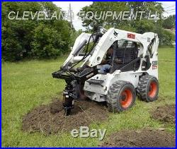 NEW PREMIER MD18 HYDRAULIC AUGER DRIVE ATTACHMENT New Holland Skid Steer Loader