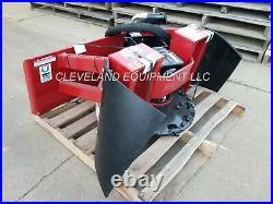 NEW SHAVER SC-30 STUMP GRINDER ATTACHMENT Bobcat Skid-Steer Loader 16-30 GPM