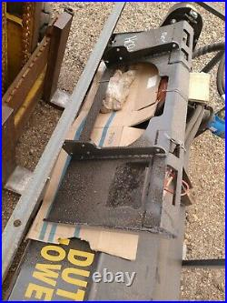 NEW Skid Steer 69 Hydraulic Flail Mower Attachment