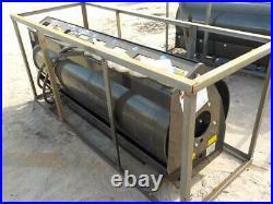 NEW Skidsteer Bobcat 72 Vibratory Roller Compactor