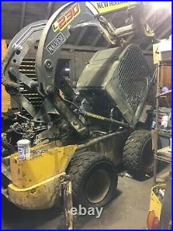 New Holland 230 skid steer 2015 2500 Hours