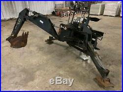 New Holland B-104 Backhoe Skid Steer Attachment B104 L450 L550 L780