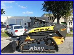 New Holland C-185 Super Boom 2 Speed 78 HP Turbo Cnh / Cummins Big Machine