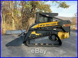New Holland C190 Compact Track Loader