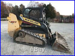 New Holland C227 Skid Steer Loader. Only 1050 Hours. 2 Speed. Nice Machine