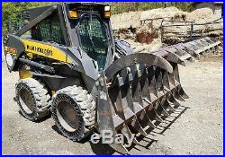 New Holland L160 Skidsteer with many attachments & extras Package Deal or Separate