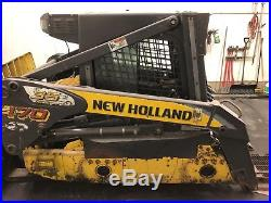 New Holland L170 Skid Steer Loader 35th anniversy World Wide Shipping