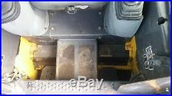 New Holland L170 Skid Steer Loader Heated Cab, High Flow, Hy Coupler