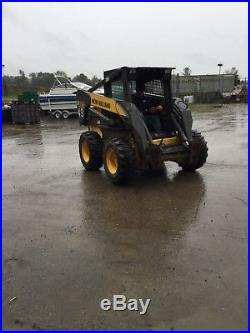 New Holland L180 Skid Steer