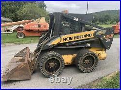 New Holland L185 Diesel Skid Steer Loader
