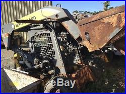 New Holland L185 Skid Steer (Parts)