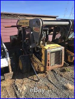 New Holland L185 Skid Steer (Parts Machine)