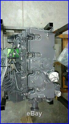 New Holland L213 Skid Steer Loader Reman Engine Shibaura N844L