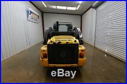 New Holland L225 Wheeled Skid Steer Loader, Open Rops, 57hp, High Flow, 2 Speed
