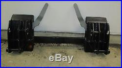 New Holland L35 L785 L783 781 Universal Skid Steer Quick