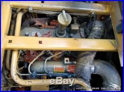 New Holland L455 Skid Steer Loader 28HP Kubota Diesel 3423 Hours JUST SERVICED