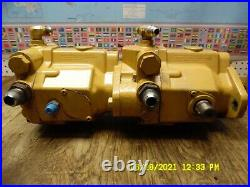 New Holland L555 Double Pump 9605013 / 9605012 (great Shape, Works Well)