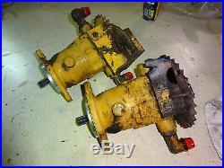 New Holland L783 ONE Drive Motor Wheel Skid Steer Loader L-783 L781 L785