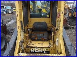 New Holland L785 Skid Steer Loader Perkins Dsl RUNS & WORKS L-785 QUICK ATTACH