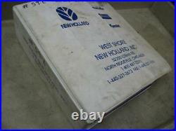 New Holland L865 LX865 LX885 LX985 Skid Steer Loader Service Manual Set