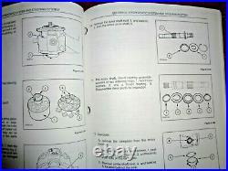 New Holland L865 Lx865 Lx885 Lx985 Skid Steer Loader Service Repair Manual OEM