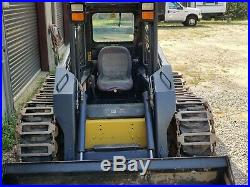 New Holland LS 190 skid steer loader Great Condition! Light use