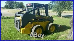 New Holland LS170 SkidSteer Loader bobcat skid steer