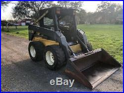 New Holland LS170 skid steer loader 1700 hrs