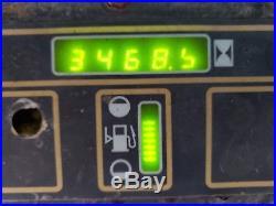 New Holland LS170 skid steer loader 3468 hrs. Runs well