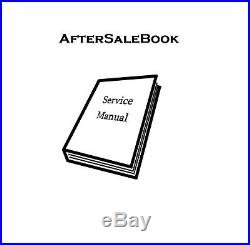 New Holland LS180 LS190 skid steer loader workshop service repair manual book