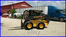 New Holland LS180 Skid Steer