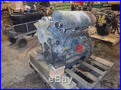 New Holland LS190 Skid Steer 5.0 Diesel Engine RUNS EXC VIDEO! 450/NC