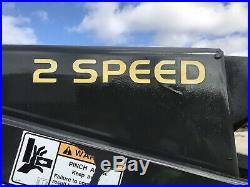 New Holland LT185B Track Skid Steer Loader. New Tracks. Good Strong Machine