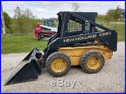 New Holland LX 565 Skidsteer