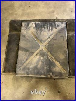 New Holland LX465 LX485 LX665 Lx865 Heater Vents Interior Roof Panel Skid Steer