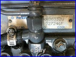 New Holland LX665, L170, LS170 Skid Steer Loader Engine Shibaura N844