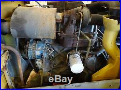 New Holland LX865 Ford 201 Turbo Diesel Engine RUNS EXC