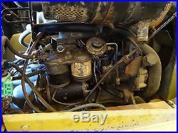 New Holland LX865 Ford 201 Turbo Diesel Engine RUNS EXC