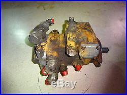 New Holland LX885 Hydrostatic Transmission Pump LX865 L865 Skid Steer Loader