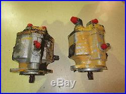 New Holland LX885 ONE Drive Motor 2 Speed LX865 LS180 LS190 Skid Steer Loader