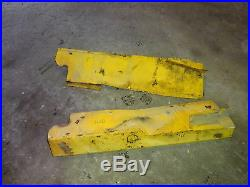 New Holland LX885 Side Shield SET 8875 Deere LX865 L865 Skid Steer Loader