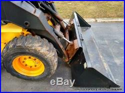 New Holland LX885 Skid Steer Loader FULLY SERVICED 63HP TURBO NEW TIRES