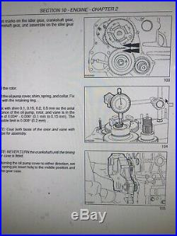 New Holland Ls160 Ls170 Skid Steer Complete Service Manual Electrical Wiring