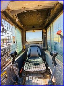 New Holland Ls180 Skid Steer High Flow Hook Ups Tractor Diesel Fully Enclosed