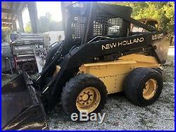 New Holland Lx985 Heavy Duty Skid Steer Loader