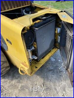 New Holland Skid Steer LS 140 Loader Like Bobcat Cat John Deere One Owner