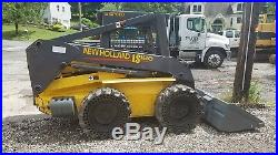 New Holland Skid Steer LS180